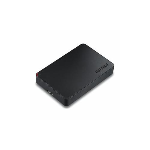 バッファロー HD-PCF2.0U3-GBE ミニステーション ターボPC EX2 Plus対応 USB3.1(Gen1)/USB3.0用ポータブルHDD【送料無料】