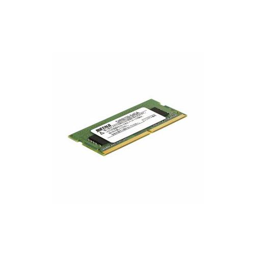 BUFFALO バッファロー D4N2133-S4GA PC4-2133(DDR4-2133)対応 260PIN DDR4 SDRAM S.O.DIMM 4GB D4N2133-S4GA【送料無料】