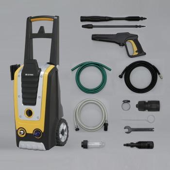アイリスオーヤマ 高圧洗浄機 FIN-901 高圧洗浄機 (イエロー) FIN-901W(代引き不可)