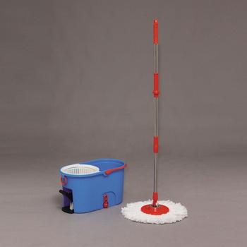 アイリスオーヤマ 回転モップ洗浄機能付き 清掃用品 KMO-540S(代引き不可)【送料無料】