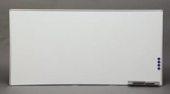 アイリスオーヤマ アルミホワイトボード (ホワイト) ホワイトボード 1200×900mm (AWB-912)(代引き不可)【送料無料】