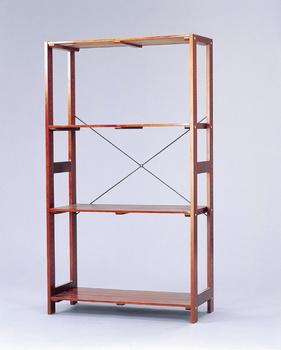 アイリスオーヤマ ウッディラック 木製ラック ブラウン WOR-8315(代引き不可)【送料無料】