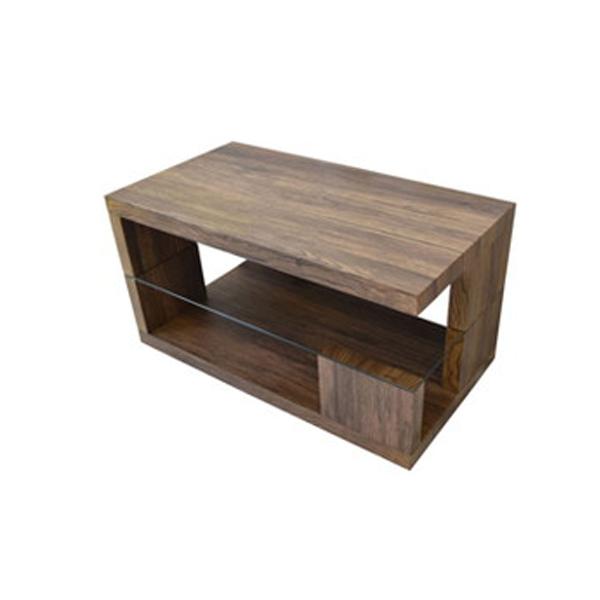 sand SAND センターテーブル ローテーブル リビングテーブル リビング 机 収納 北欧 ガラス 強化 居間 四角 幅80【送料無料】