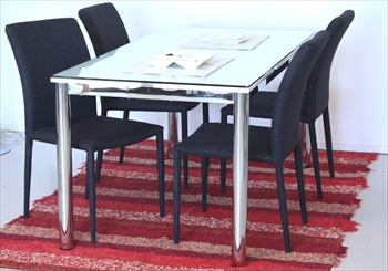 Nフレスコ 150ダイニングテーブル(代引き不可)【送料無料】
