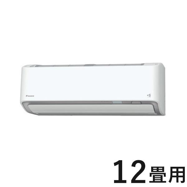 ダイキン ルームエアコン S36XTRXS-W ホワイト 12畳程度 RXシリーズ 設置工事不可(代引不可)【送料無料】