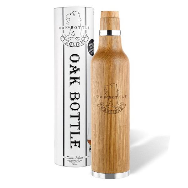 オークボトル Lサイズ 750ml OAK BOTTLE 750ML CLV-298-L ワイン ウイスキー 熟成【送料無料】