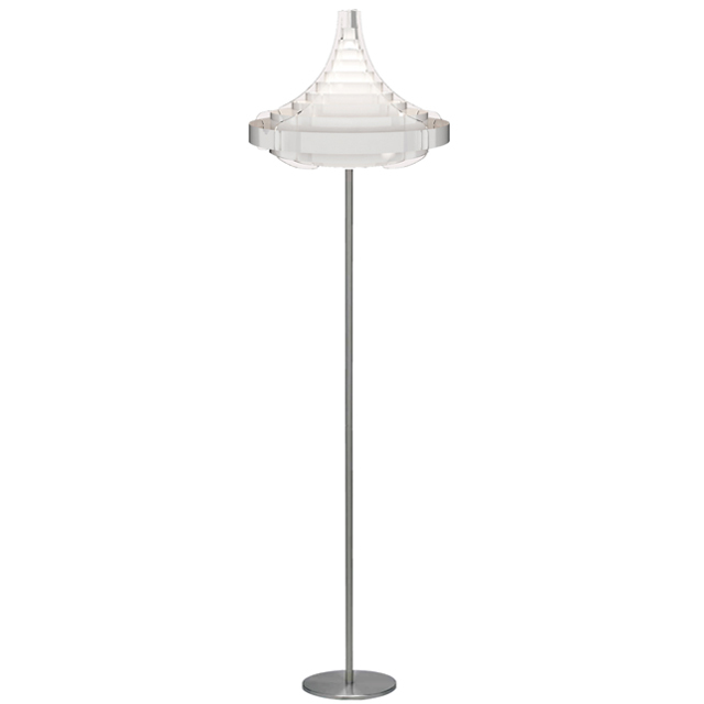 スタンドライト 北欧 フロア ライト VITA ヴィータ Pagoda パゴダ フロアライト デザイナー照明 北欧照明 (代引き不可)