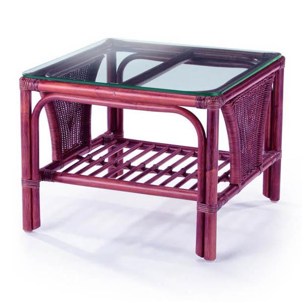 今枝ラタン 籐 テーブル アジアン リゾート家具 高級ラタン エスニック バリ 高品質 温浴備品 おしゃれ 高耐久 長持ち NO-600SD【送料無料】
