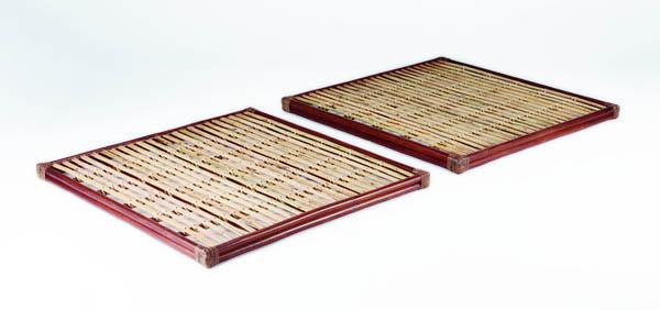 今枝ラタン スノコマット 籐 アジアン家具 高級ラタン エスニック バリ 高品質 温浴備品 おしゃれ 高耐久 長持ち W-007D【送料無料】