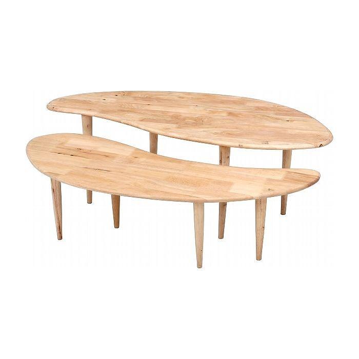Natural Signature センターテーブル COFFEE W0×D0×H0mm 天然木(ラバーウッド) おしゃれ(代引不可)【送料無料】