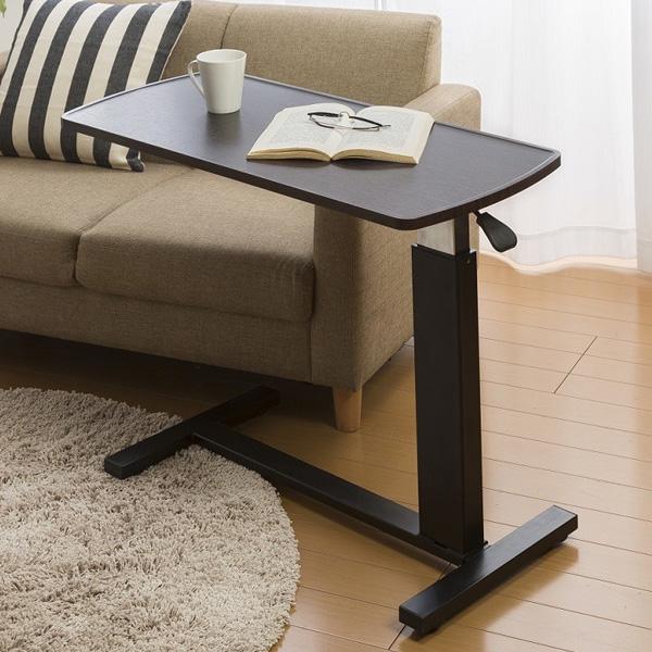 ガス圧昇降テーブル テーブル 昇降式 ガス圧式 ガス圧 昇降テーブル 昇降式テーブル(代引不可)【送料無料】