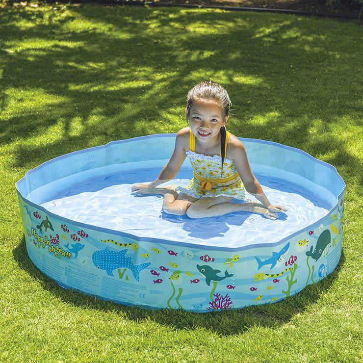 送料無料 JILONG ジーロン ガーデンプール120cm 新作続 新作送料無料 ビニールプール 浮き輪 プール 空気入れ不要 家庭用 水遊び