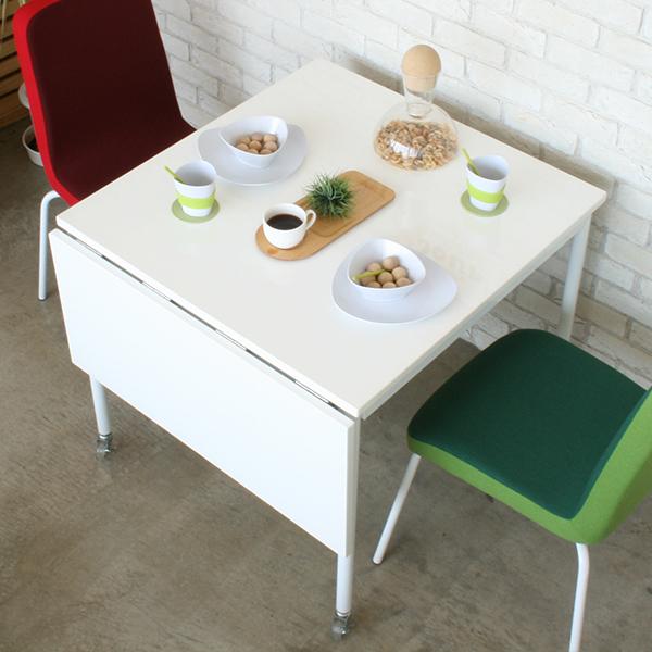 【DT-PALM】 ダイニングテーブル 伸長式テーブル テーブル ダイニング 食卓テーブル 伸縮テーブル 新生活 北欧 ミッドセンチュリー(代引不可)【送料無料】