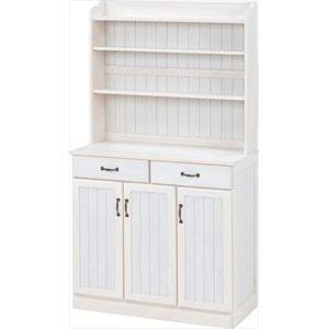 キッチンカウンター MUD-6533WS (代引き不可)【送料無料】【storage0901】