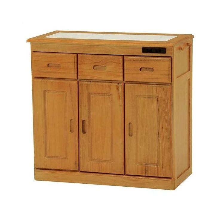キッチンカウンター MUD-6123SNA(代引不可)【送料無料】【storage0901】