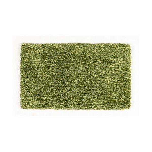 マイクロシャギーラグ カペリ 約130×190cm GR(代引不可)【送料無料】