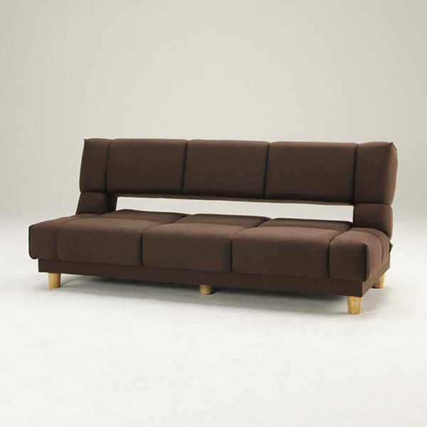 ソファーベッド ボンネルコイル ウレタン ソファー sofa おしゃれ 北欧 おしゃれ(代引不可)【送料無料】