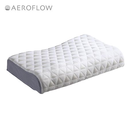 日本製 枕 まくら 低反発 高反発 快眠 安眠 ピロー AERO FLOW エアロフロー ニュアージュ ピロー(代引不可)【送料無料】