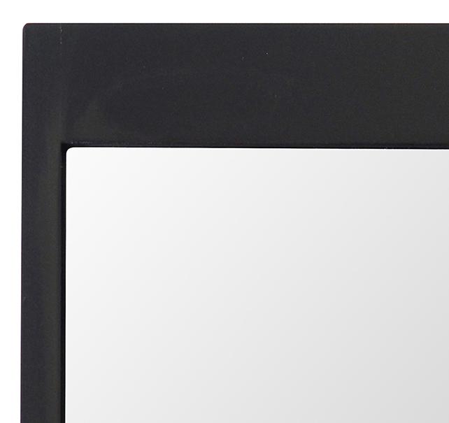 立掛けミラー コムミラー 002 NO 家具 鏡 ミラー 塩川 インテリア(代引不可)【送料無料】