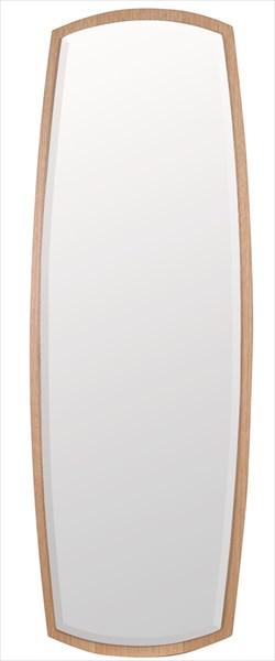 ウォールミラー アルク No.1家具 鏡 ミラー 塩川 インテリア 日本製(代引不可)【送料無料】