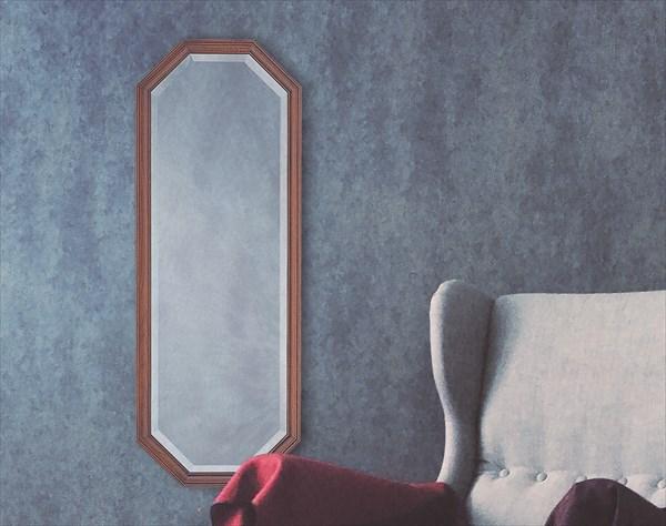 ウォールミラー H3595 家具 鏡 ミラー 塩川 インテリア(代引不可)【送料無料】【int_d11】