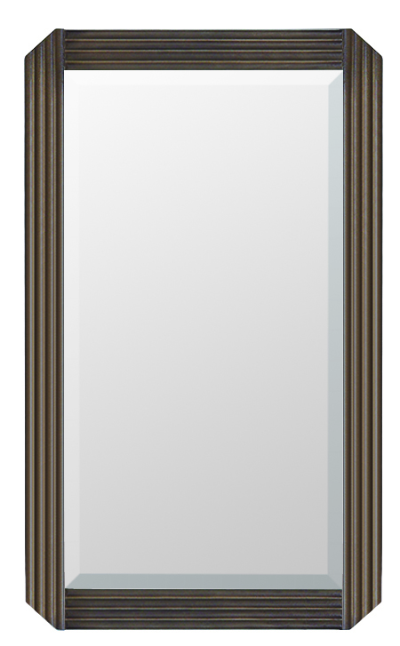 ウォールミラー マルシア 3512 家具 鏡 ミラー 塩川 インテリア(代引不可)【送料無料】