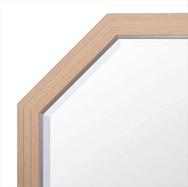 ウォールミラー ビーチ No.2 ウォールミラー 壁掛け 家具 鏡 ミラー 塩川 インテリア(代引不可)【送料無料】