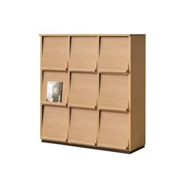 ディスプレイラック キャビネット シェルフ 3列×3段 Wal-fit(ウォルフィット) WF-1212DP【送料無料】