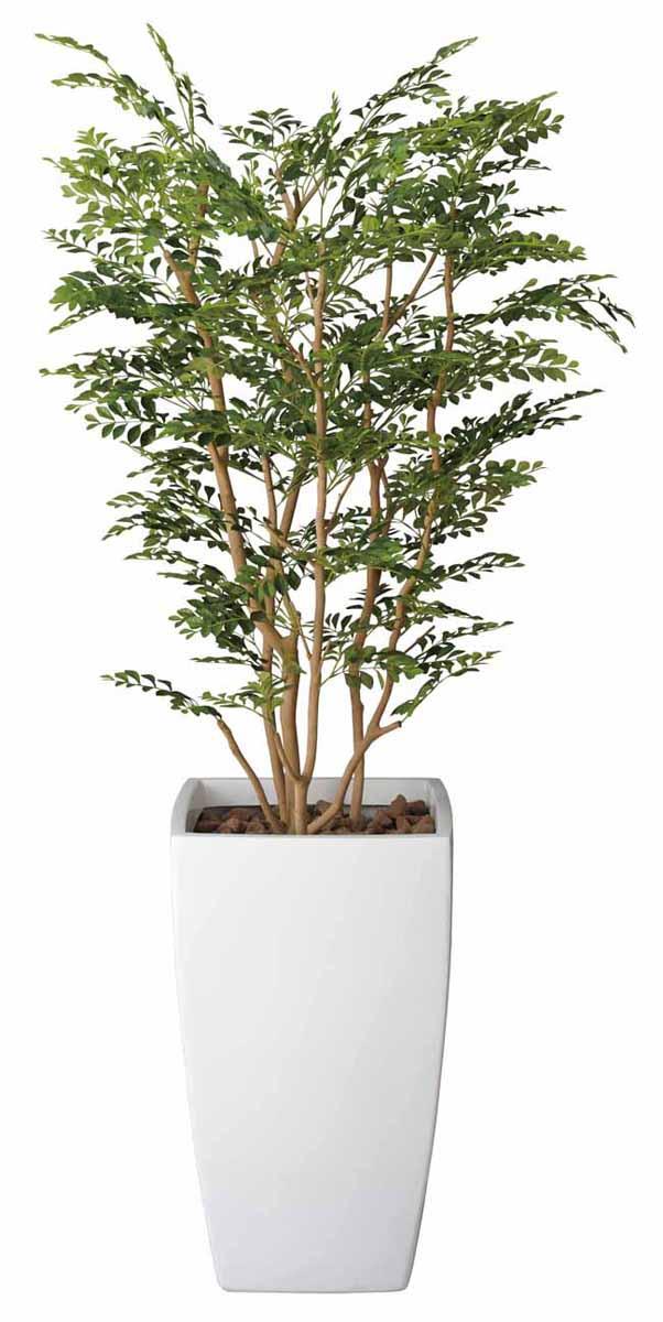 アートグリーン 人工観葉植物 光触媒 光の楽園 アートゴールデンツリー1.8(代引き不可)【送料無料】