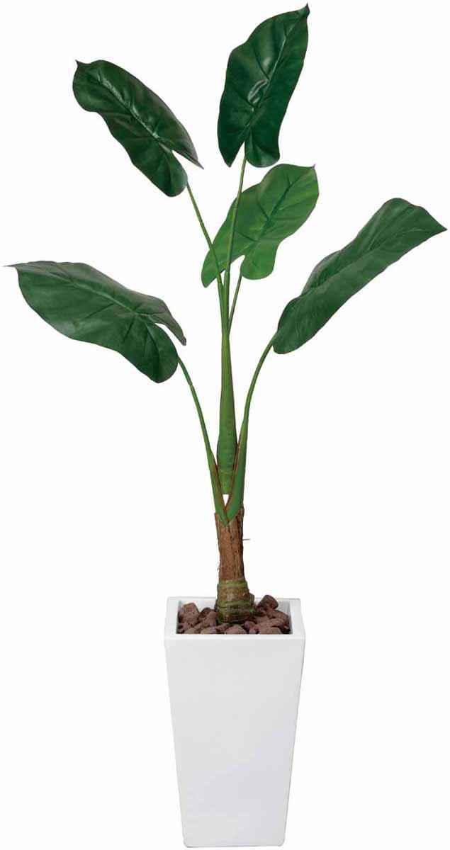 アートグリーン 人工観葉植物 光触媒 光の楽園 くわず芋1.4(代引き不可)【送料無料】【S1】
