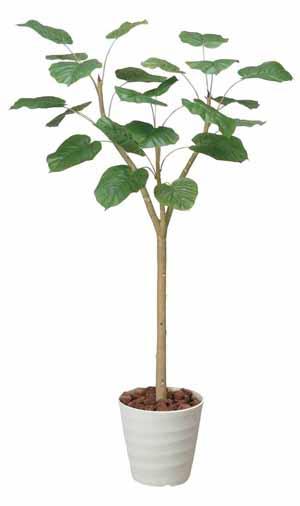 アートグリーン 人工観葉植物 光触媒 光の楽園 ウンベラーダ1.8(代引き不可)【送料無料】【S1】