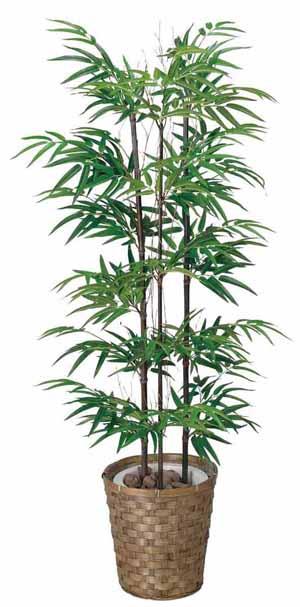アートグリーン 人工観葉植物 光触媒 光の楽園 黒竹1.2(代引き不可)【送料無料】