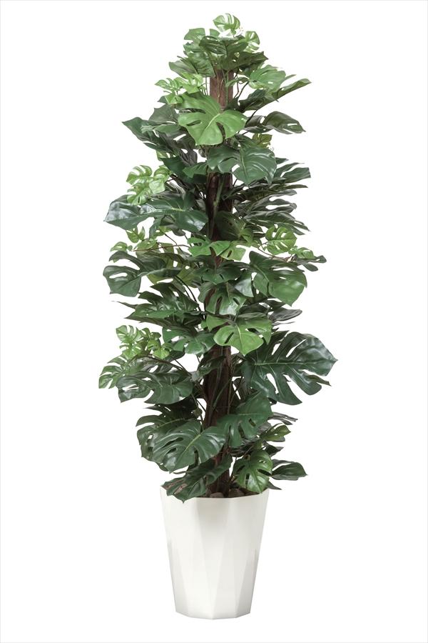 アートフラワー 人工観葉植物 光触媒 光の楽園 スプリット1.35(代引き不可)【送料無料】