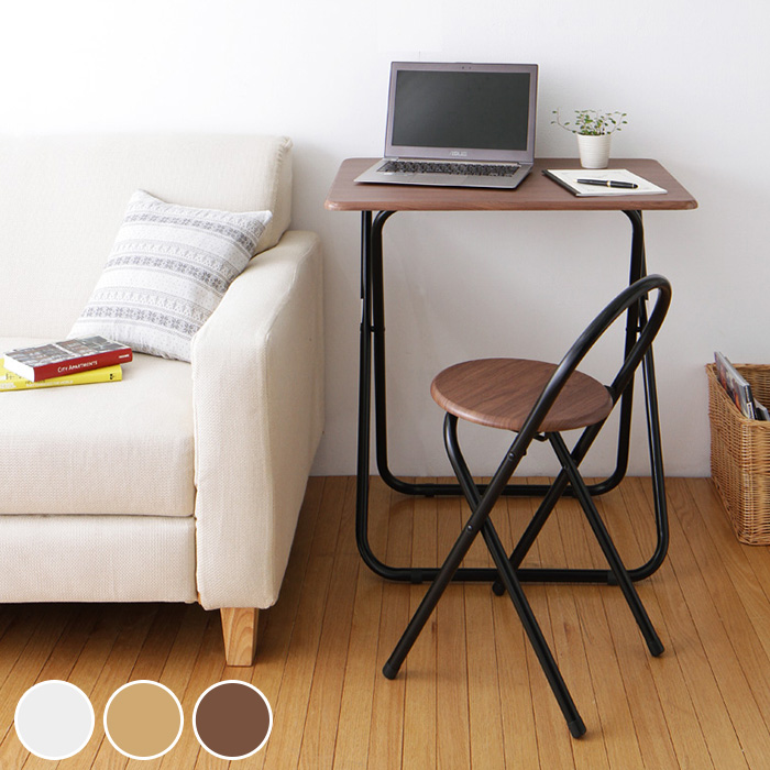 Rcmdin Table Folding Table Folding Chair Set Desk Desk Chair