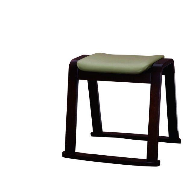 木製スツール W-406P ウッドスツール 木製スツール 木製椅子 玄関椅子 いす 天然木スツール デザインチェアー(代引不可)【送料無料】
