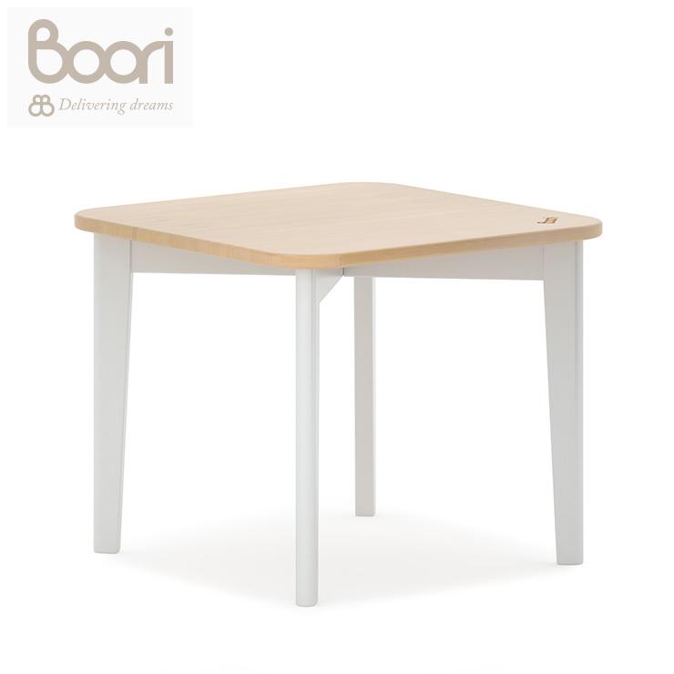 BOORI ブーリ ティディテーブル テーブル 机 キッズ用 赤ちゃん 子供 子供用(代引不可)【送料無料】【S1】