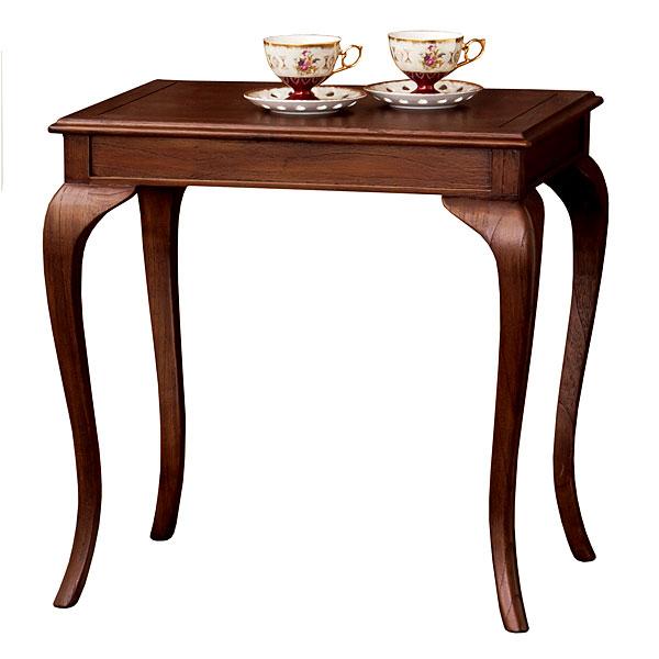 机 テーブル ウェール コーヒーテーブル(代引き不可)【送料無料】