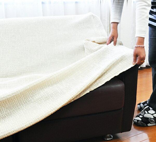 ソファカバー 日本製 3人掛け 3人用 肘掛けなし Psyche プシュケ トリコ Toricot 洗濯可能 加工 北欧 おしゃれ(代引不可)【送料無料】【int_d11】