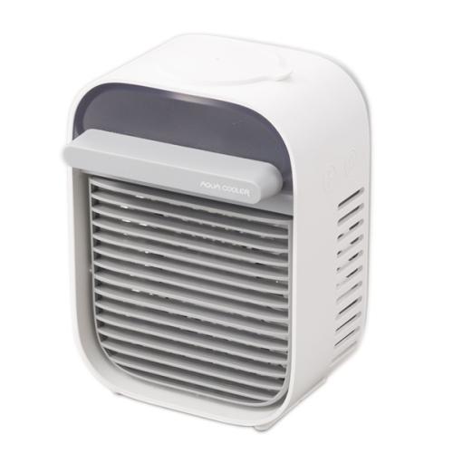 【送料無料】コンパクト 軽量 卓上 クーラー 冷風 扇風機 冷風扇 サーキュレーター ミスト 加湿 熱中症対策 アクアクーラー 小型クーラー リビング キッチン トイレ 脱衣所 コンパクト冷風扇 AQUA COOLER Ho-10320 コンパクト 軽量 卓上 クーラー 冷風 扇風機 冷風扇 サーキュレーター ミスト 加湿 熱中症対策 アクアクーラー 小型クーラー リビング キッチン トイレ 脱衣所(代引不可)【送料無料】【S1】