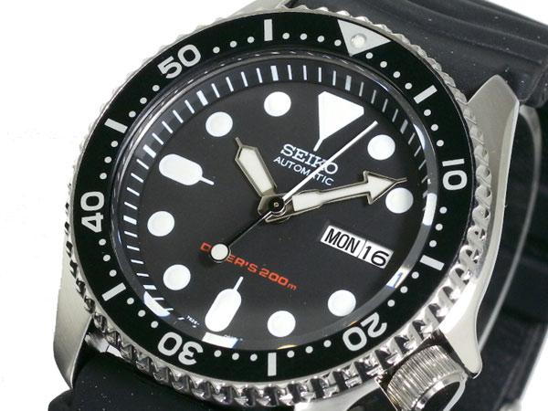 セイコー SEIKO ダイバー 腕時計 時計 ブラックボーイ SKX007KC 国内モデル【送料無料】