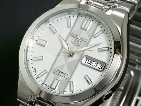 セイコー5 SEIKO ファイブ 腕時計 時計 自動巻き メンズ SNKG31J1