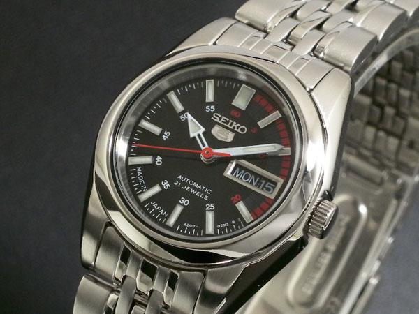 セイコー 5 SEIKO ファイブ 腕時計 時計 自動巻き レディース SYMA43J1