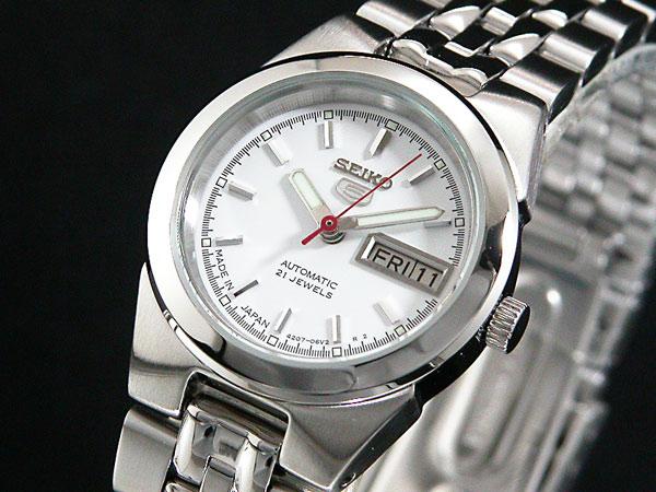 セイコー 5 SEIKO ファイブ 腕時計 時計 自動巻き レディース SYMG49J1