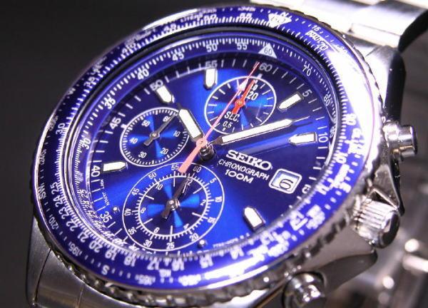 セイコー SEIKO 腕時計 時計 クロノグラフ メンズ SND255P1【送料無料】