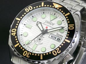 ケンテックス Kentex 腕時計 海上自衛隊モデル S649M-01