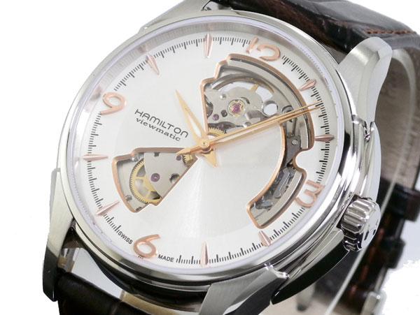 HAMILTON ハミルトン ジャズマスター 腕時計 時計 自動巻き H32565555【送料無料】