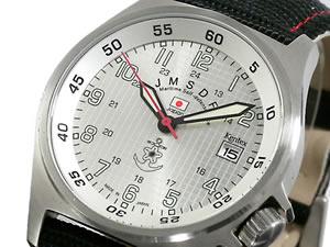 ケンテックス Kentex 腕時計 海上自衛隊モデル S455M-03