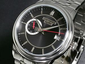 ケンテックス Kentex コンフィデンス 腕時計 自動巻き E492M-01【送料無料】
