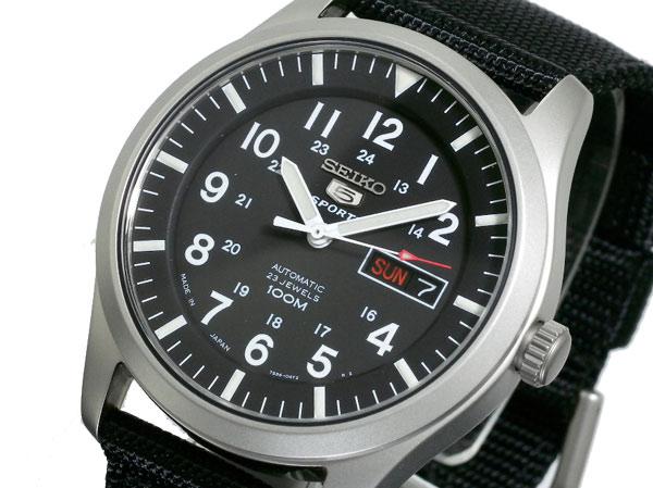 セイコー5 SEIKO ファイブ スポーツ 腕時計 時計 自動巻き SNZG15J1【送料無料】