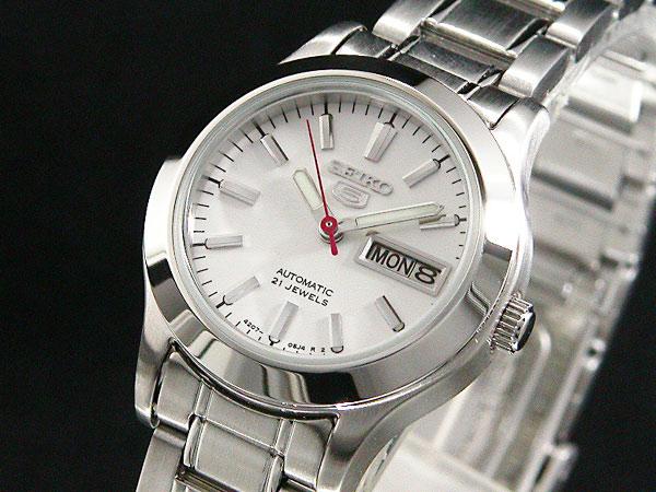 セイコー 5 SEIKO ファイブ 腕時計 時計 自動巻き レディース SYMD87K1H2